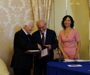 Premio Poerio a Aniello Montano