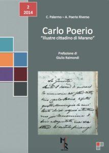 """Carlo Poerio """"illustre cittadino di Marano"""", di Anna Poerio, Prefazione di Giulio Raimondi"""