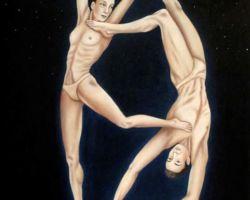 Fusione cosmica - Anna Poerio